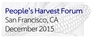 People's Harvest Forum logo