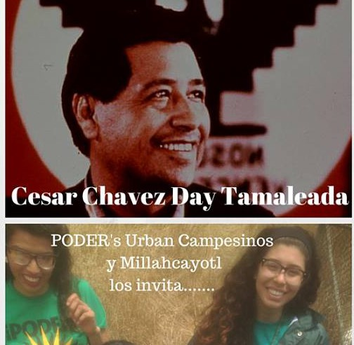 Celebrating Cesar Chavez Day
